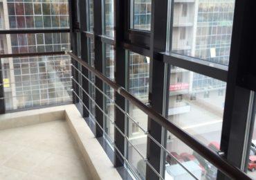 Изготовление балконных ограждений в Новосибирске